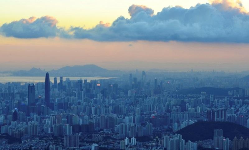 Shenzhen2-paisaje