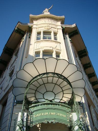 Ljubljana-1Artnouveau