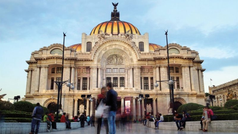 Mexico City stands out for its cultural offer